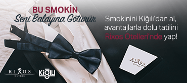 Kiğılı Rixos Otelleri Kampanyası Kampanyası