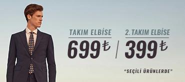 Kiğılı 2. Takım Elbise 399 TL Kampanyası