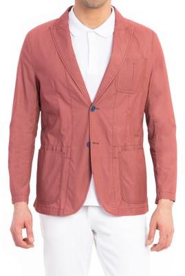 Erkek Giyim - Kırmızı 46 Beden Spor Ceket
