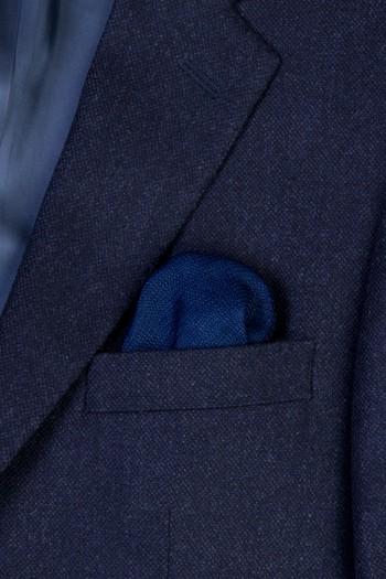 Erkek Giyim - Çift Taraflı Örme Mendil