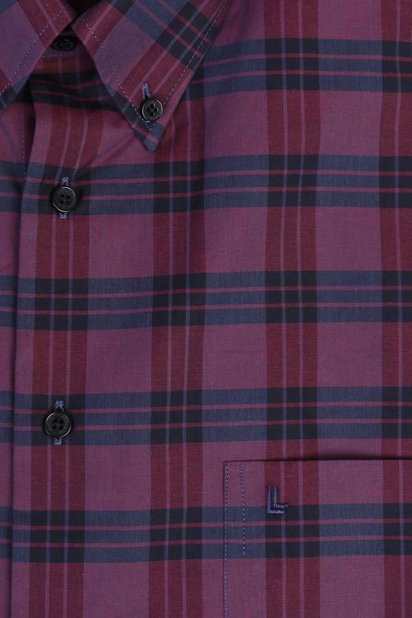 King Size Ekose Gömlek