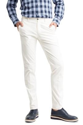 Erkek Giyim - Krem 48 Beden Spor Pantolon