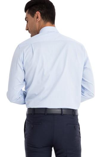 Erkek Giyim - Uzun Kol Manşetli Gömlek