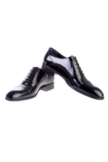 Erkek Giyim - Kösele Taban Rugan Ayakkabı