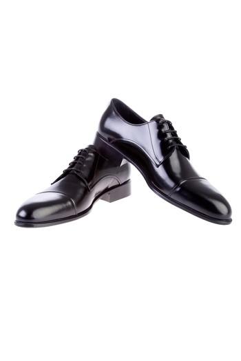 Erkek Giyim - Açma Deri Ayakkabı
