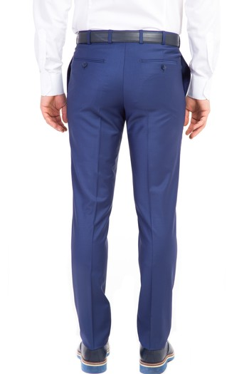 Erkek Giyim - Süper Slim Fit Takım Elbise