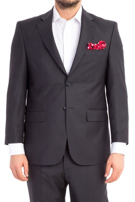 Erkek Giyim - Marengo 66 Beden Klasik Takım Elbise