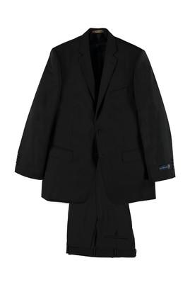 Erkek Giyim - Siyah 64 Beden Klasik Takım Elbise