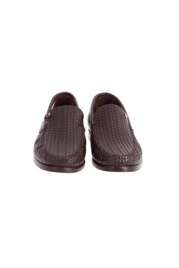 Erkek Giyim - Örgü Desenli Ayakkabı