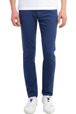 Erkek Giyim - Mavi 48 Beden Slim Fit Pantolon