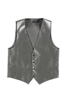 Erkek Giyim - Açık Gri S Beden Damatlık Set