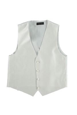 Erkek Giyim - Beyaz L Beden Damatlık Set