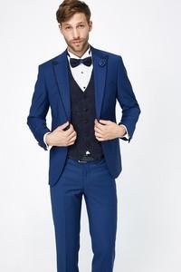 Erkek Giyim - Mono Yaka Smokin / Damatlık & Set