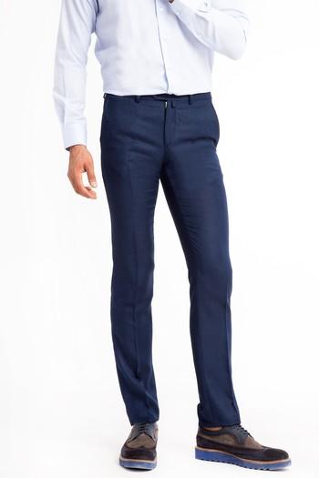 Erkek Giyim - Klasik Desenli Pantolon