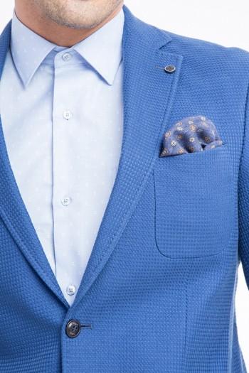 Erkek Giyim - Dokuma Spor Ceket