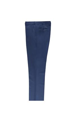 Erkek Giyim - MAVİ 64 Beden Yünlü Klasik Pantolon