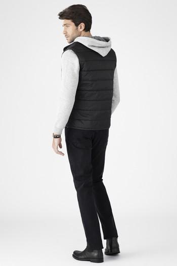 Erkek Giyim - Kapitone Yelek