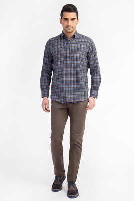 Erkek Giyim - HAKİ 48 Beden Slim Fit Spor Pantolon