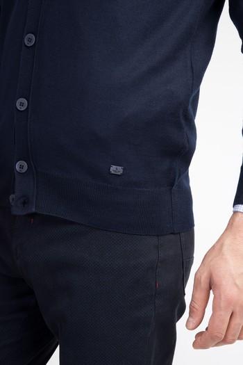 Erkek Giyim - Yünlü Klasik Hırka