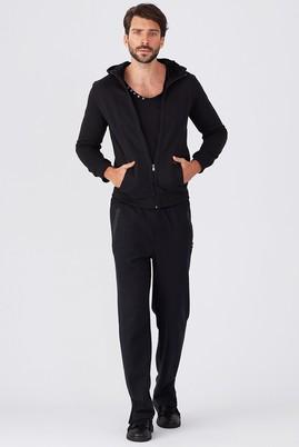 Erkek Giyim - Lacivert XL Beden Slim Fit Sweatpant / Eşofman