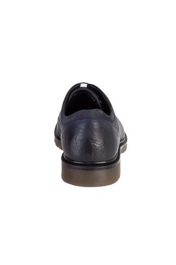 Erkek Giyim - Casual Bağcıklı Deri Ayakkabı