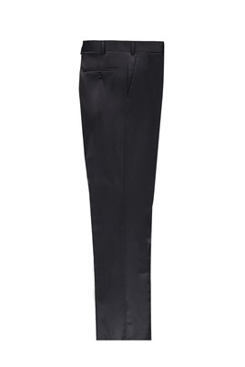 Erkek Giyim - MARENGO 52 Beden Yünlü Flanel Pantolon
