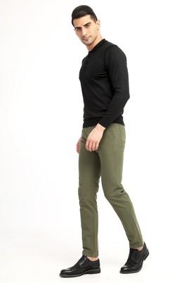 Erkek Giyim - Acık Yesıl 48 Beden Slim Fit Spor Pantolon