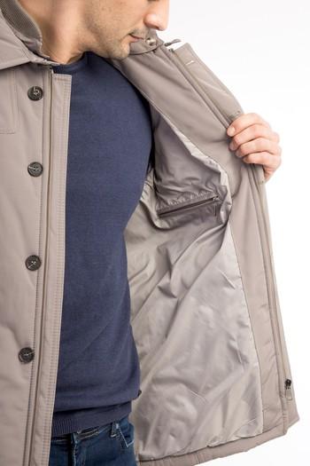 Erkek Giyim - Bebe Yaka Kaban