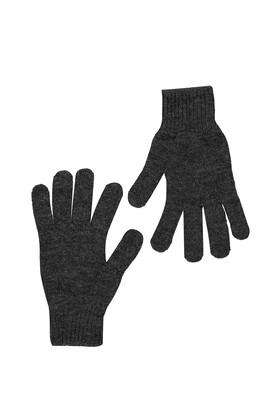 Erkek Giyim - Antrasit STD Beden Örme Eldiven