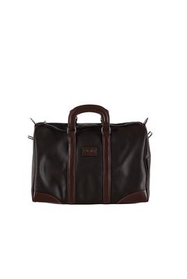 Erkek Giyim - Kahve STD Beden Bavul Çanta