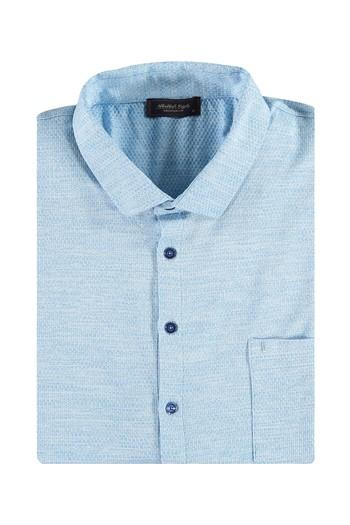 Erkek Giyim - King Size İtalyan Yaka Tişört