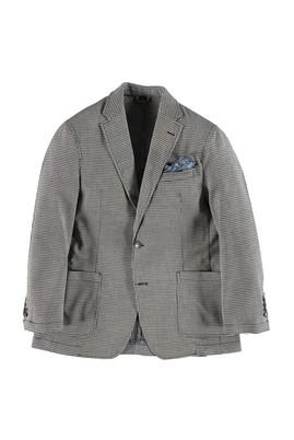 Erkek Giyim - Siyah 48 Beden Örme Ceket
