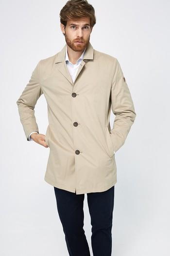 Erkek Giyim - Bonded Trençkot