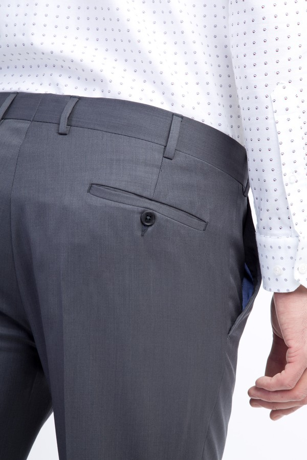 Slim Fit Pantolon