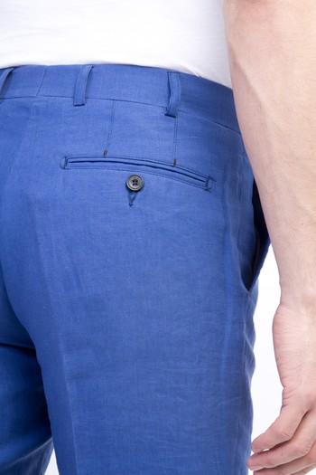 Erkek Giyim - Keten Pantolon