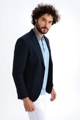 Erkek Giyim - Lacivert 54 Beden İtalyan Kuşgözü Ceket