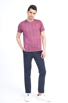 Erkek Giyim - Lacivert 48 Beden Spor Pantolon