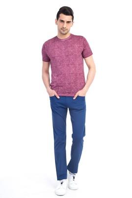 Erkek Giyim - Açık Mavi 58 Beden Spor Pantolon