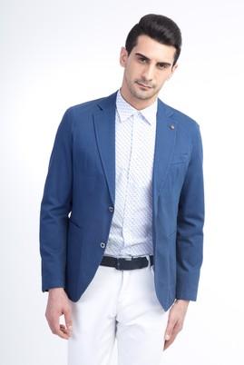 Erkek Giyim - Mavi 48 Beden Spor Ceket