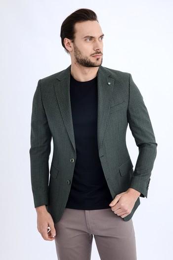 Erkek Giyim - Keten Ceket