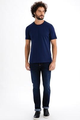 Erkek Giyim - Mavi 48 Beden Denim Pantolon
