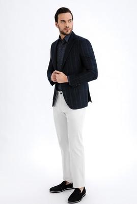 Erkek Giyim - Krem 58 Beden Spor Pantolon