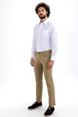 Erkek Giyim - Açık Kahve - Camel 62 Beden Spor Pantolon