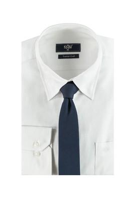 Erkek Giyim - Lacivert XXL Beden Gömlek Kravat Seti
