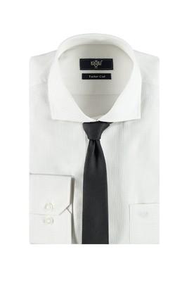Erkek Giyim - Siyah XXL Beden Gömlek Kravat Seti