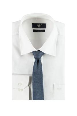 Erkek Giyim - Mavi XXL Beden Gömlek Kravat Seti