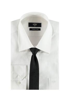 Erkek Giyim - Siyah L Beden Gömlek Kravat Seti