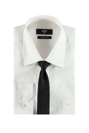 Erkek Giyim - Gömlek Kravat Seti
