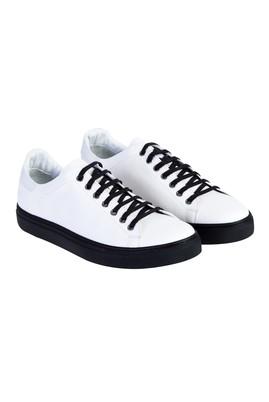 Erkek Giyim - Beyaz 41 Beden Sneaker Ayakkabı