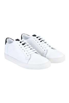Erkek Giyim - Beyaz 43 Beden Sneaker Ayakkabı
